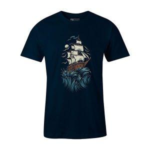Sailor Struggle T shirt navy
