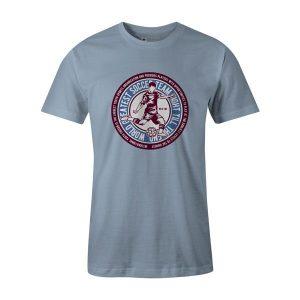 Soccer T Shirt Baby Blue