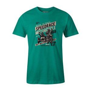 Speedrace T Shirt Mint