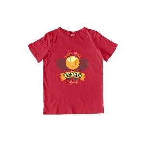 Tennis Club red