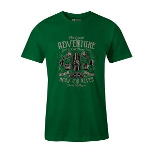 The Great Adventure T Shirt Kelly