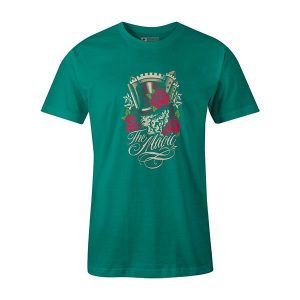 The Magic T shirt teal