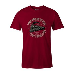 Train T Shirt Cardinal