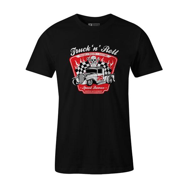 Truck N Roll Black