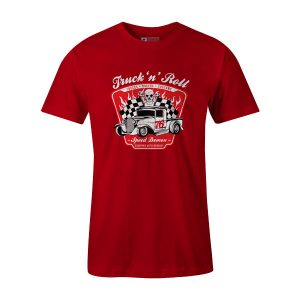 Truck N Roll Red