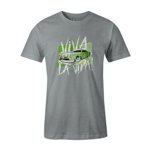 Viva La Vida T Shirt Silver