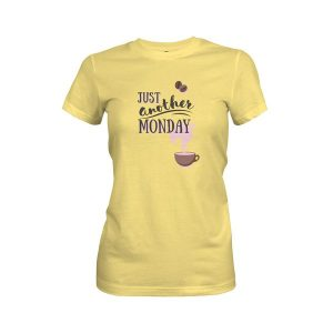 You Are What You Listen To T Shirt Banana Cream
