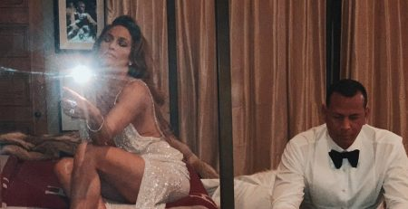 J Lo Showed Off ALL Her Assets in This Sexy Dress - Seriously, Every. Single. One.
