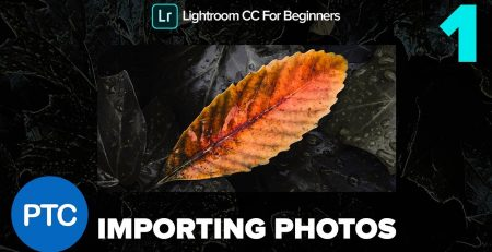 Importing Files Into Lightroom CC - Lightroom CC for Beginners FREE Course - 01