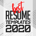30 Best CV / Resume Templates for 2020