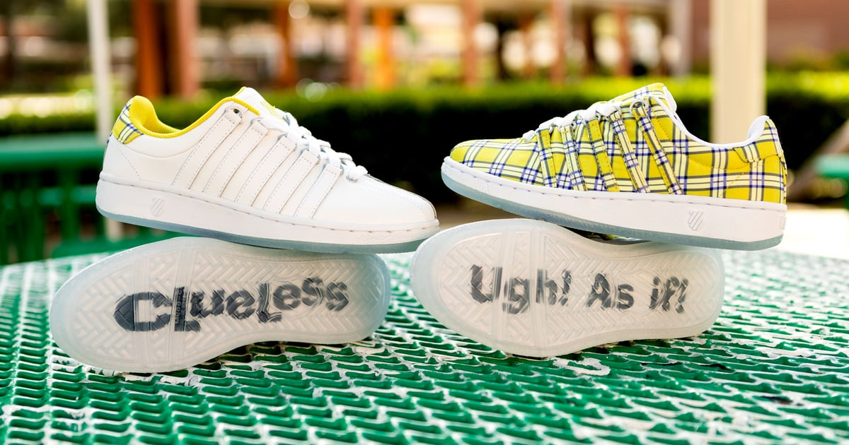 K-Swiss Designed Clueless-Inspired Sneakers to Help You Dress Like a '90s Queen Bee