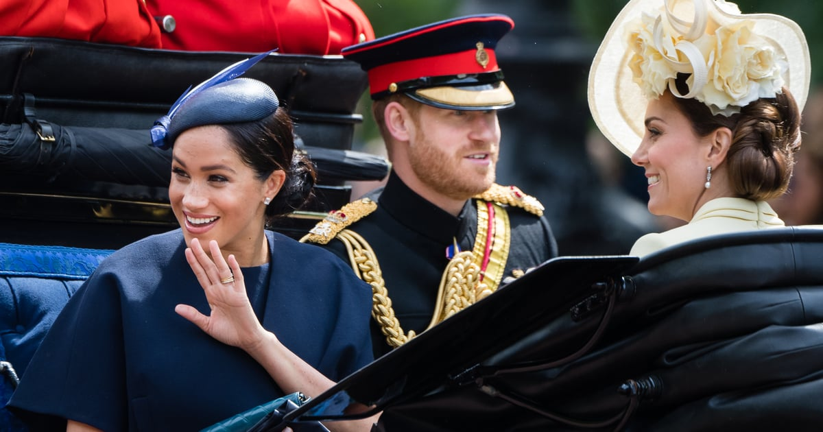 There's a Really Sweet Detail About Meghan Markle's New Ring That You Probably Missed