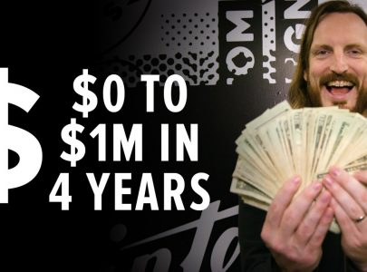How this Print Shop made $1Million in 4 years